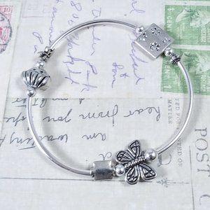 Butterfly Funky Stretch Bracelet